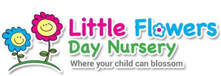 Little Flowers Day Nursery Logo