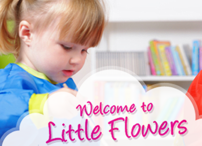 welcome to little flowers